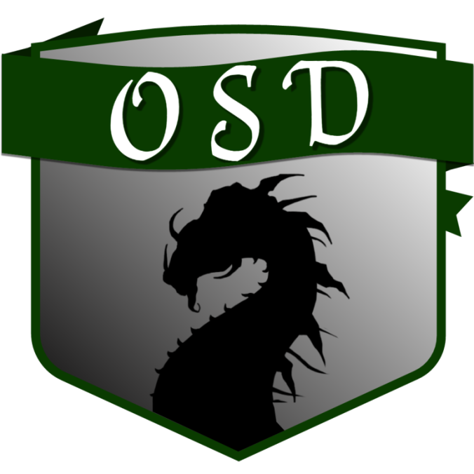 Logo for Order of the Sleeping Dragon.